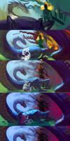 The summoner - process