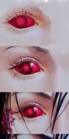 Plague eye - process