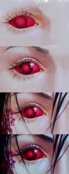 Plague eye - process by chirun
