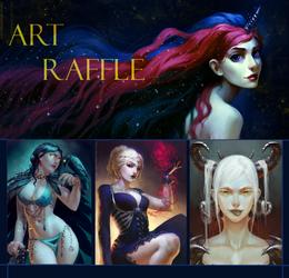 Art Raffle [CLOSED]