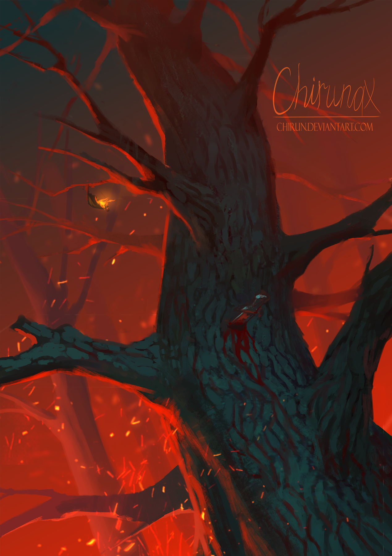 Black Oak Grove By Chirun Black Oak Grove By Chirun