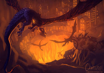 The Lair by chirun