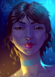 Amber by chirun