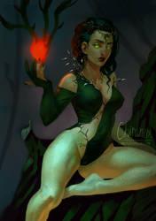 Demeter by chirun