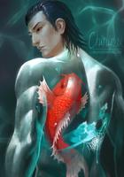 Akira Nishikiyama by chirun