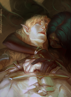 Here Sleeps the Elven King