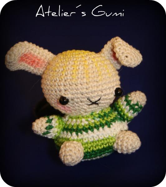 rabbit by AteliersGumi