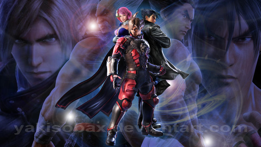 Tekken 6 Blood Rebellion Wallpaper By YakisobaX