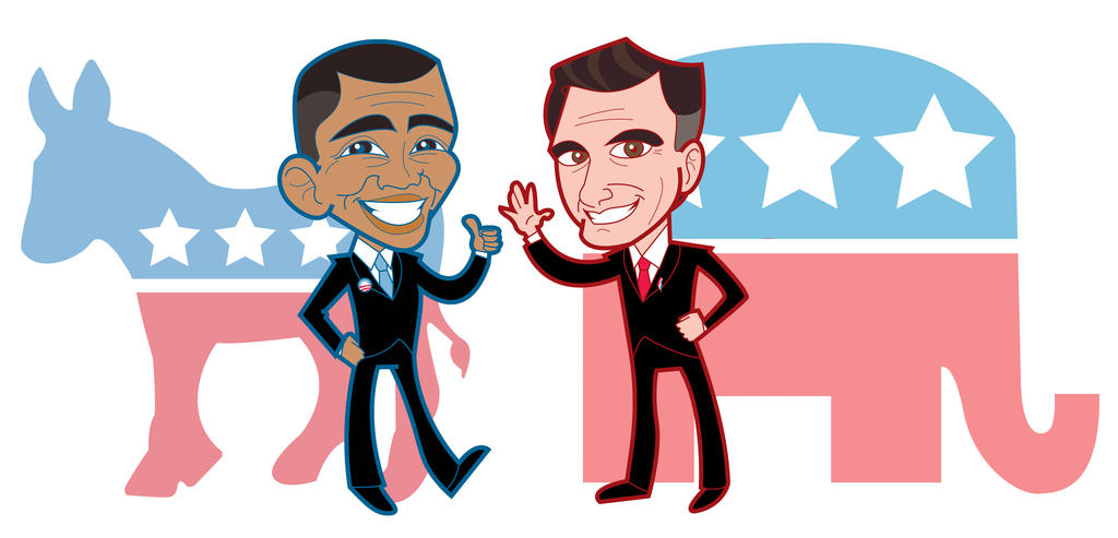 Presidential Nominees Designs by PoisonApple88