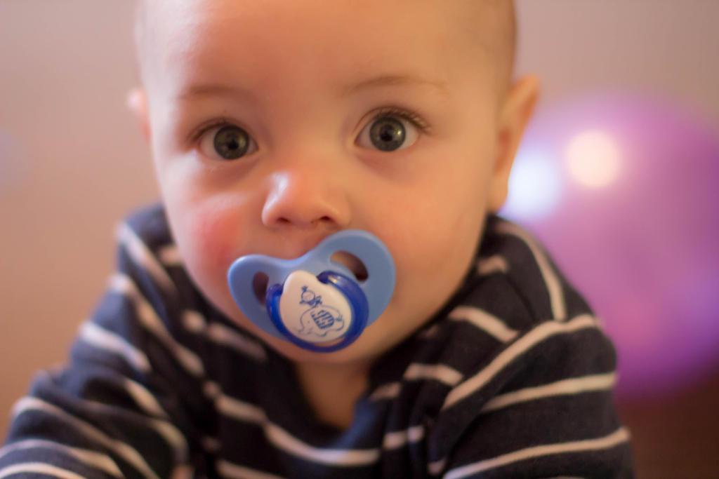 happy baby boy by DesignEnigma