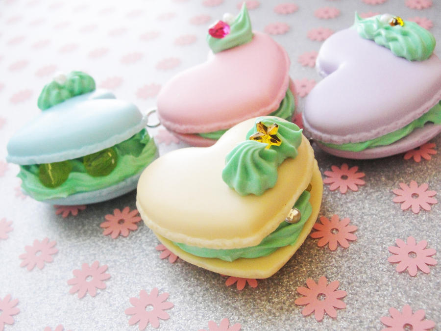 Deco Macarons by circuskillers