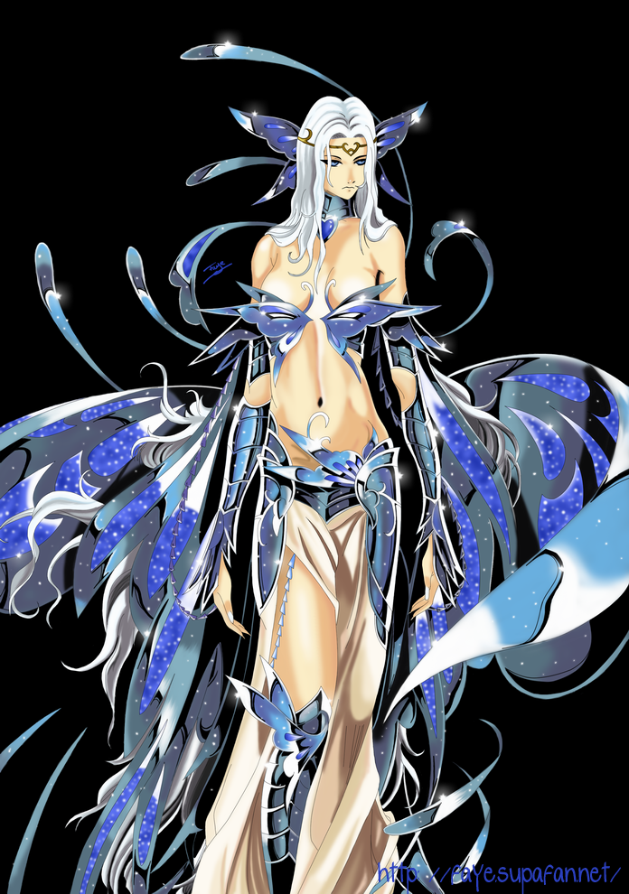 Saint Seiya - Aphrodite by Fayeuh
