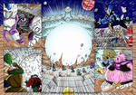 Dragon Ball Multiverse p8-9