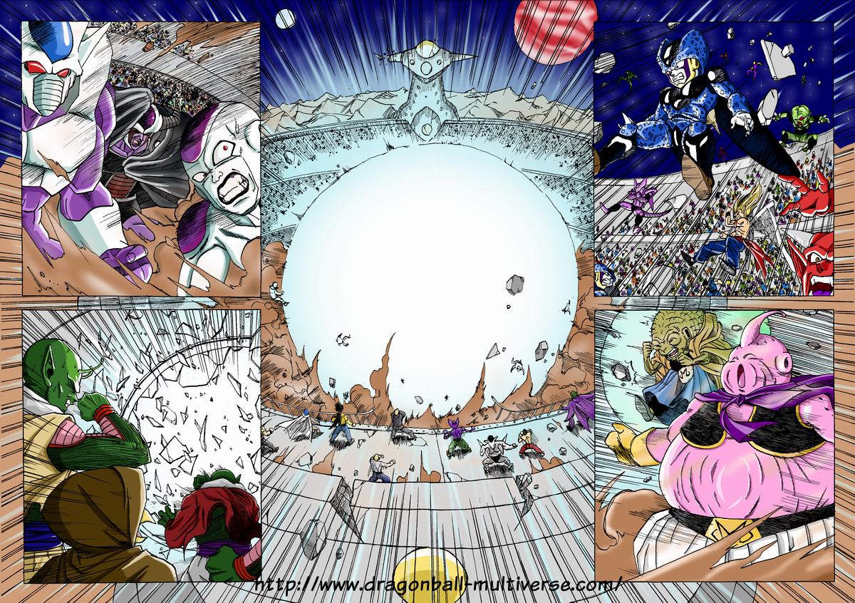 Cốt truyện Dragon ball, Z, GT, AF Update!!! 66