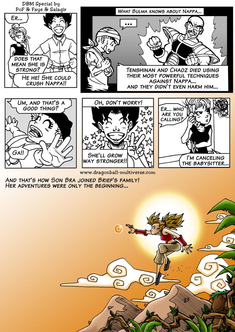 DBM page 295 : Bra by Fayeuh