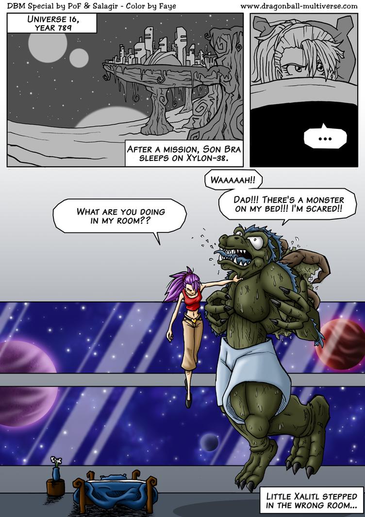 DBM page 308 : Bra by Fayeuh