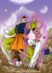 DBM chap 26 : South Kaioshin vs Buu