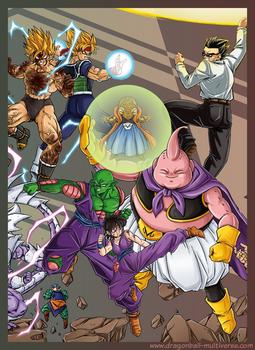 DBM Chap 68: Budokai Royale 4: Heroes' Fury