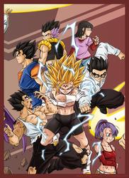DBM Chap 70: Budokai Royale 5: Final Battle