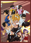 DBM Chap 70: Budokai Royale 5: Final Battle