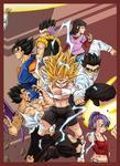 DBM Chap 70: Budokai Royale 5: Final Battle by Fayeuh