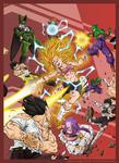 DBM Chap 73: Budokai Royale 6: Raging Dokkan by Fayeuh