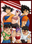 DBM Ch 79: Budokai Royale 8: The Legacy of Vegetto by Fayeuh