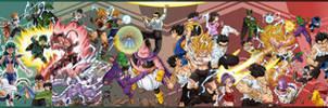 DBM : Budokai Royale : complete