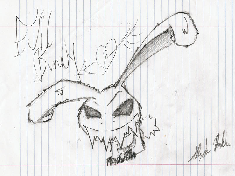 Killer Bunny 138474065 moreover Tree Clip Art Tattoo Pictures Pin On Pinterest Coloring Pages together with How To Draw An Anime Bunny also Trickortreat2 furthermore Royalty Free Stock Photo Evil V ire Rabbit Vector Image9205485. on scary easter bunny creepy
