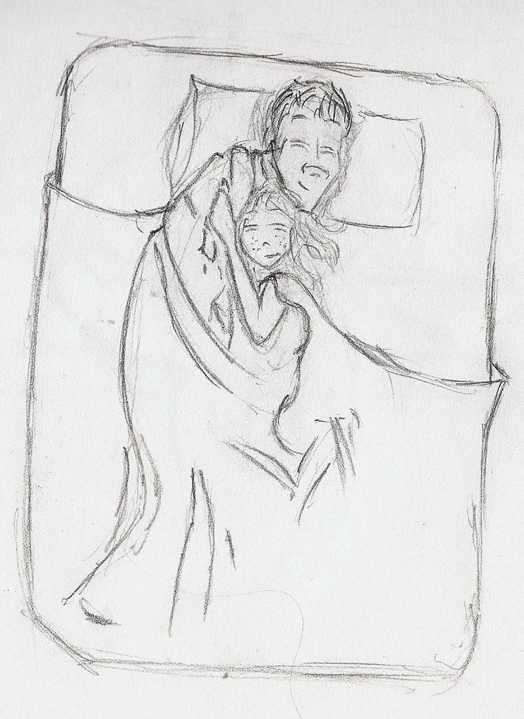 Black Couples Drawings Couple Cuddling Drawing