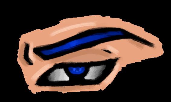 Digital Eye Art by Arindle