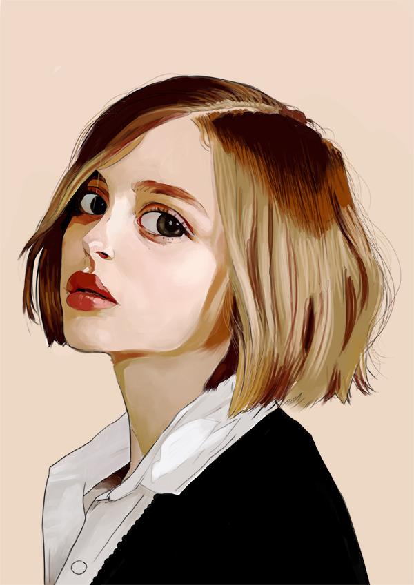 Chloe Grace Moretz by IgorRAS