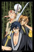 Samurai Deeper Kyo by dimensi