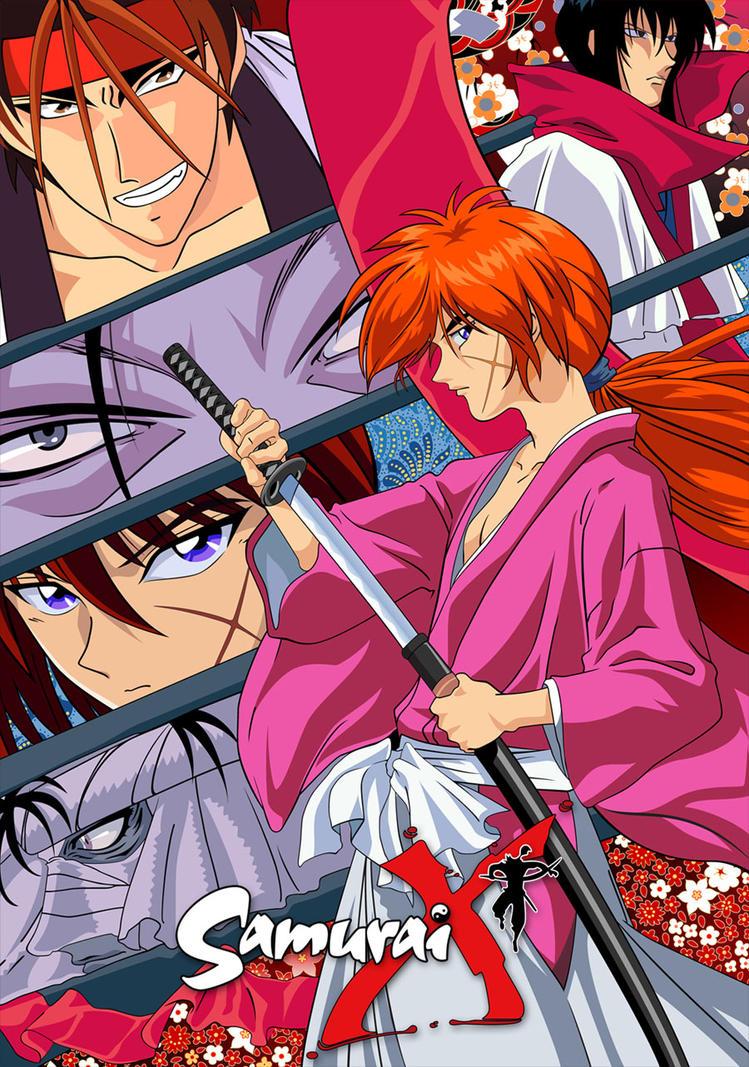 Samurai X by dimensi