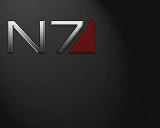 N7 logo by ASpencer2
