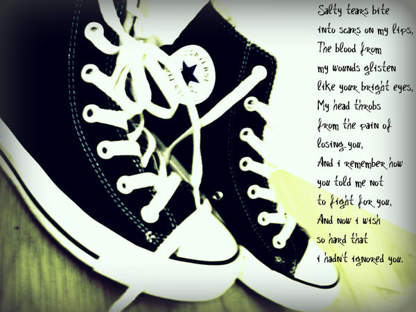 emo poem converse by liaxkate on deviantart