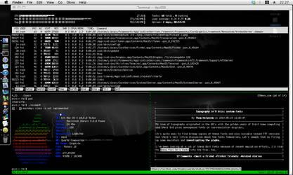 OS X Leopard with Mac Ports by tru3fel