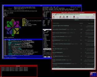 OpenBSD on Mac PowerPC by tru3fel
