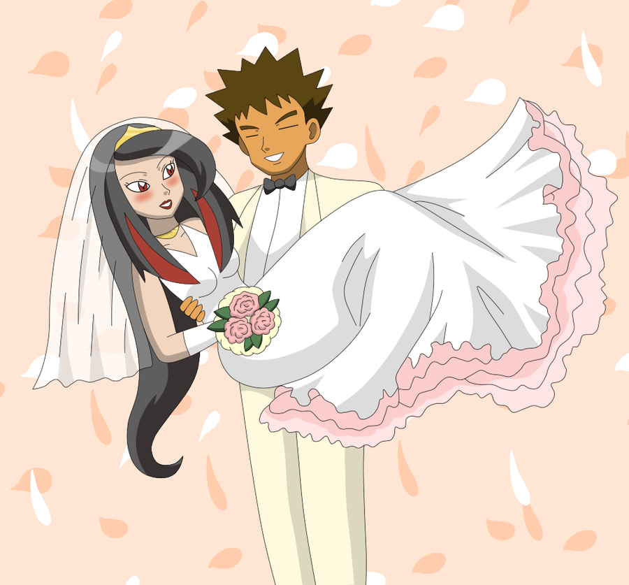 LuckShipping wedding by EloTheDreamgirl