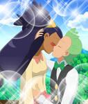 DenAi - WishfulShipping kiss version by EloTheDreamgirl