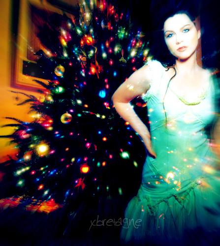 Evanescence Christmas by xBretagne on DeviantArt