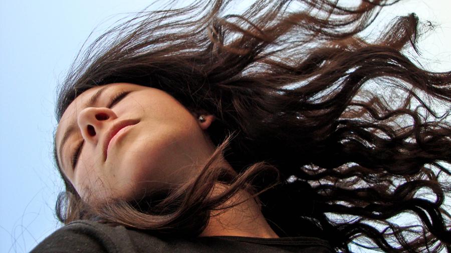Hair behavior... by badianychick