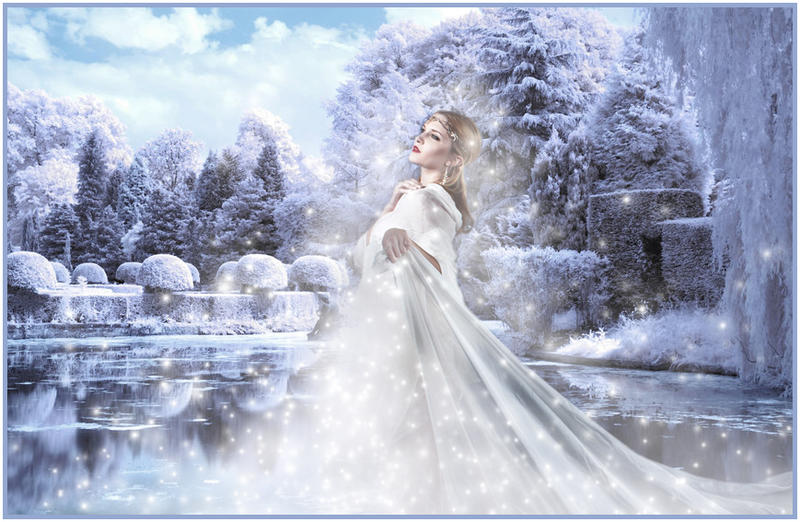 Citaten Winter Queen : Winter queen by thelittlepureone on deviantart