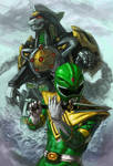 Release the Dragonzord