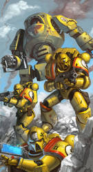 imperialfists | Explore imperialfists on DeviantArt