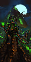 WH40K: Deathless by jeffszhang