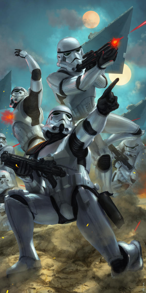 Star Wars: Heroes of the Empire