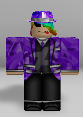 Roblox Rainbow Shaggy And Purple Sparkle Time Fed By Fockwulf190 On