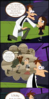 Doof and Vanessa Minicomic - Traumatic Childhood