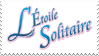 L'Etoile Solitaire stamp by Kiiro-sama